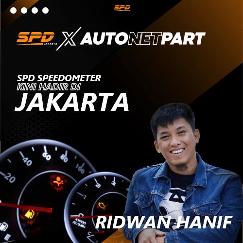 Promo SPD speedometer