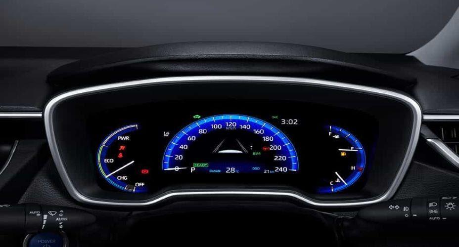 Ilustrasi Penyebab Speedometer Mobil Mati