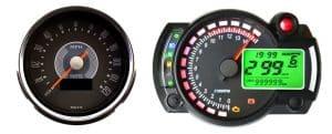 Range merupakan sebuah fungsi tripmeter dalam bentuk indikator yang memberikan informasi mengenai jumlah sisa bahan bakar pada tangki. Biasanya, satuan hitung yang digunakan dalam ini adalah kilometer atau KM.